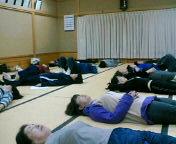 瞑想タイム!